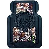 Bone Connoisseur Floor Mats (Realtree AP Camo, Durable Molded PVC, Trim-to-Fit, Set of 2)