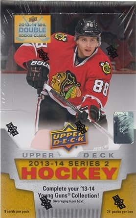 2013/14 Upper Deck Series 2 Hockey box (24 pk HOBBY)