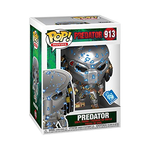 Funko POP! Movies Predator #913 - Predator Cloaking Exclus