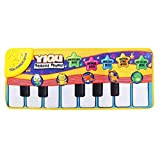 Baby toys Musical Touch Keyboard Singing Carpet Mat Funny Animal Piano Toy
