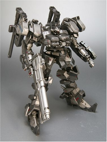 Core Model Armored Kits (Kotobukiya - Armored Core figurine Fine Scale Model Kit 1/72 Crest CR-C90U3 D)