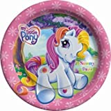 : My Little Pony Dessert Plates 8ct