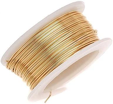 4YD /Calibre 18 Beadalon/ /art/ística Wire-Silver/