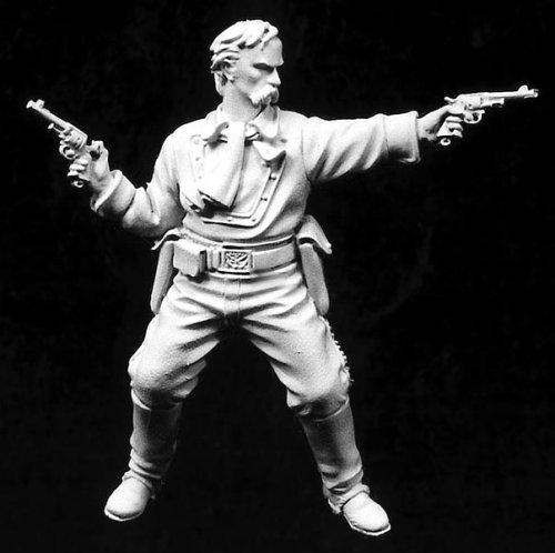アンドレアミニチュアズ S4-A11 Lt. Col. Custer