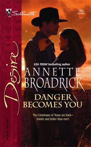 book cover of Danger Becomes You