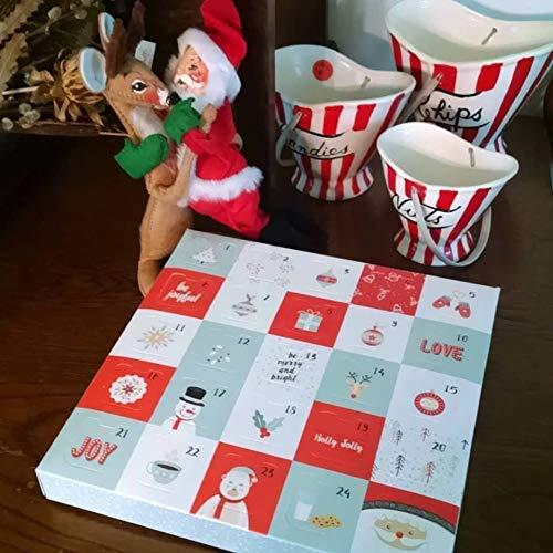 Christmas Dog treat Advent Calendar