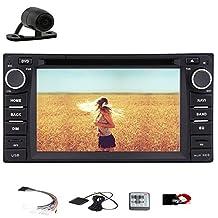 GPS Navi Car Radio Receiver Monitor Bluetooth Headunit Car Stereo For Toyota Corolla EX VIOS RAV4 2004-2013 USB SD Car DVD Player Video FM AM Autoradio Audio Digital iPod HD CAM