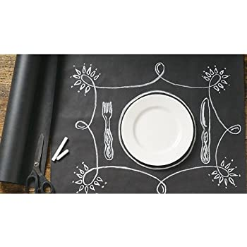 Kitchen Papers Paper Chalkboard Table Runner KP414 25 ...