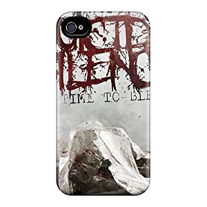 Fashionable Style Case Cover Skin For Iphone 4/4s- Suicide Silence