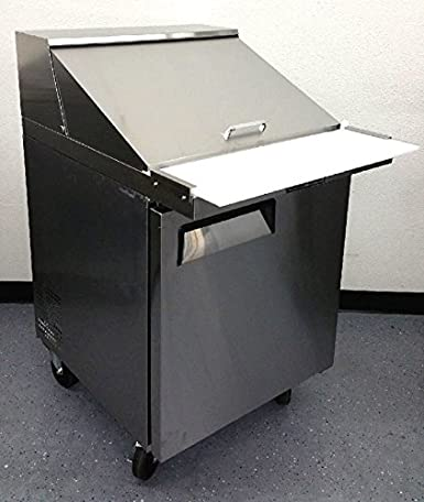 Amazoncom Door Commercial Refrigerated Mega Top Salad - Commercial sandwich prep table