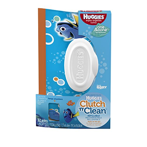 Huggies One And Done Refreshing Baby Wipes 32 Count