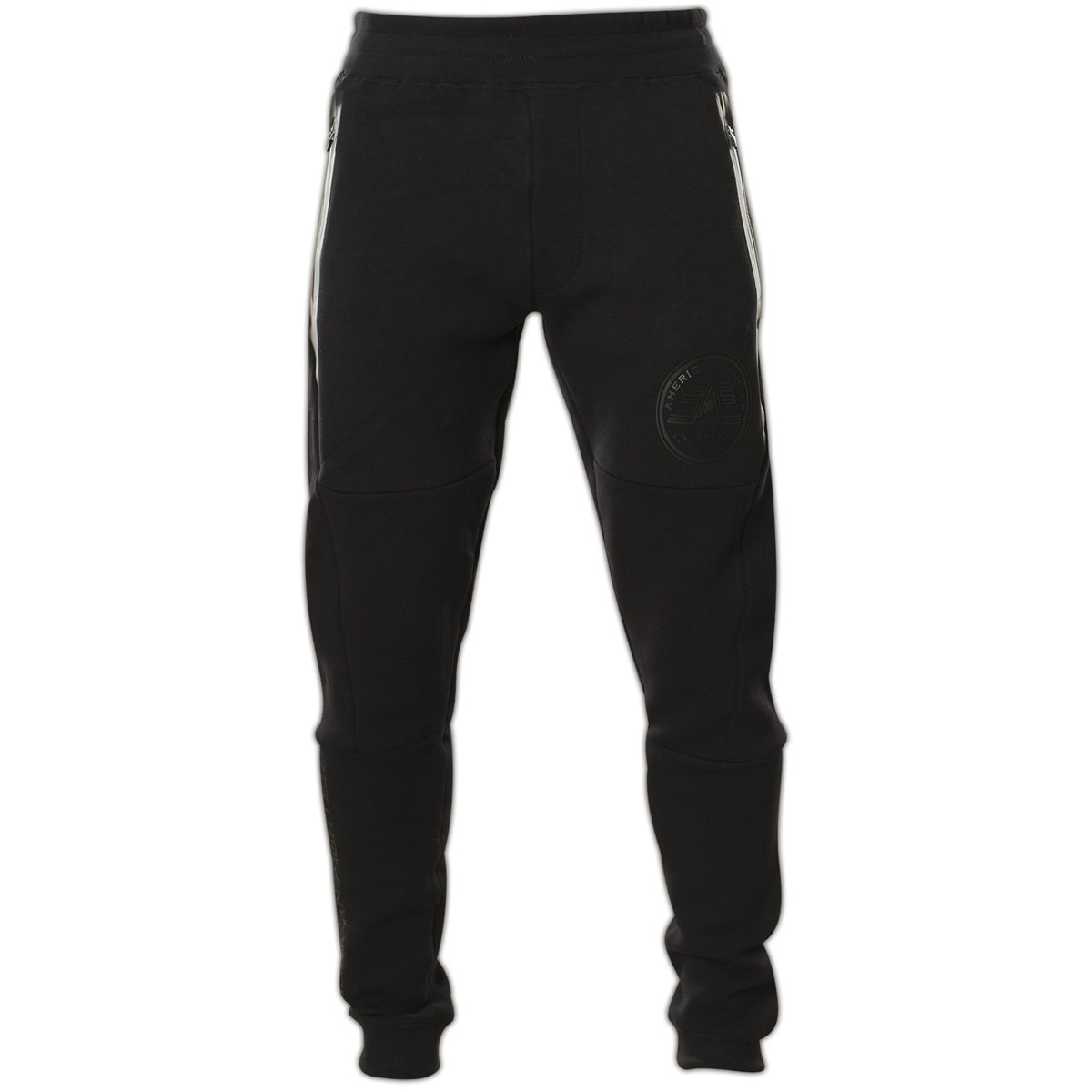American by Fighter by American Affliction Sweatpants Refined Jogger Schwarz daa4f3