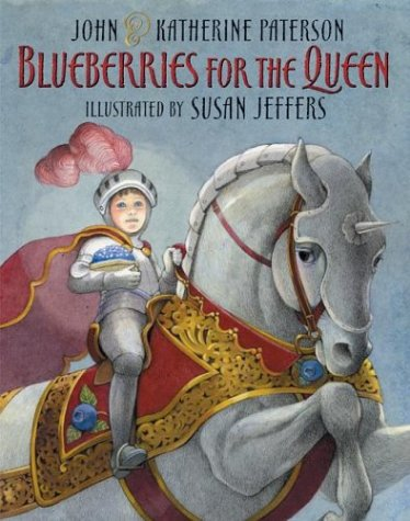 Download Blueberries for the Queen pdf
