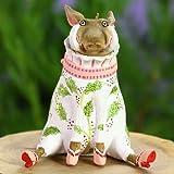 Patience Brewster Home Decor Mini Winifred Warthog Ornament 31001