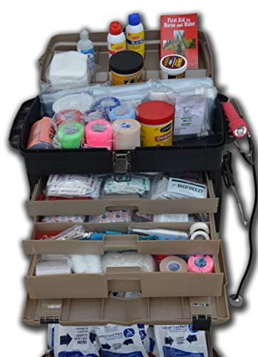 The Professional Equine First Aid Medical Kit by EquiMedic, USA (Image #1)