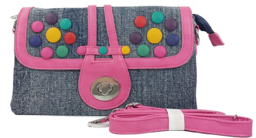 Gucci Denim Handbag - 8