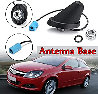 Roof Antenna Base For OPEL Vauxhall Astra G H Zafira A B Corsa C D Meriva