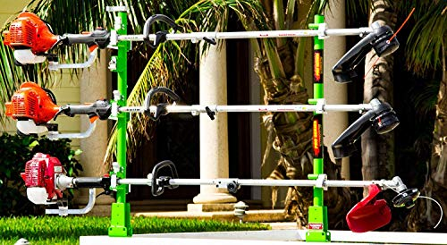 Green Touch Xtreme Pro Series Trimmer Rack - 3 Position, Model# XB103 by Green Touch (Image #1)