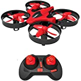 Drones for Kids, SKYKING Nano Mini UFO Quadcopters with 360 Degree Flips & Headless Mode 6-Axis Gyro for Kids and Beginner to Play