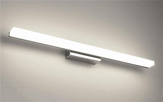 Spiegellampen- LED-modernes unbedeutendes Badezimmerspiegel ...