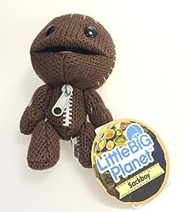 "LittleBigPlanet Sackboy 6"" Figure with Happy face"
