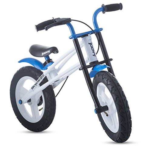 Joovy Bicycoo BMX Balance Bike, Blue, 21.5 x 16.2 x, used for sale  Delivered anywhere in USA