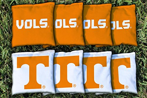 Tennessee Vols Volunteers Replacement Cornhole Bag Set