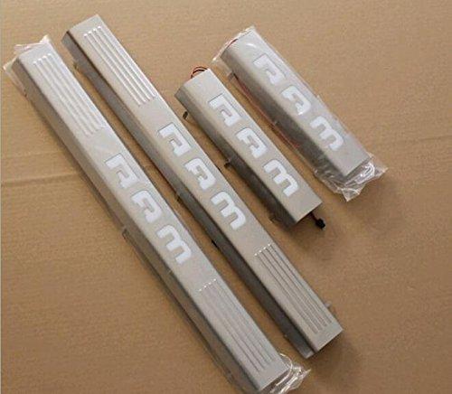 Nicebee LED light 4 Door Stainless Steel - Dodge Ram 2500 Front Door Shopping Results