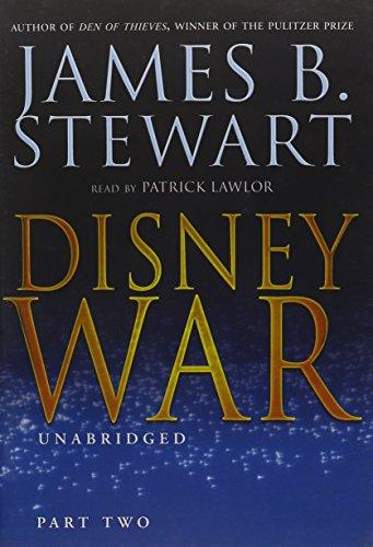 Disneywar: Part 2, Library Edition by Blackstone Audio Inc
