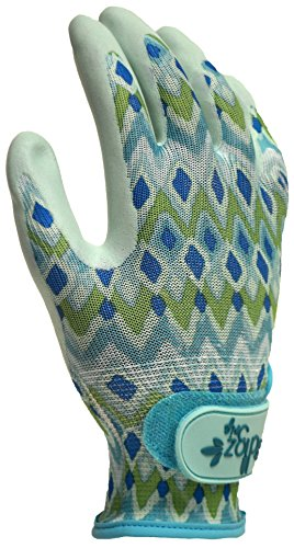 DIGZ Grip Latex-Free Coated Garden Gloves