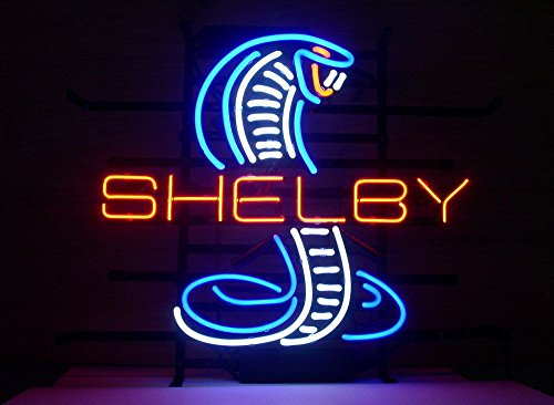 Shellby Cobra Neon Sign 17