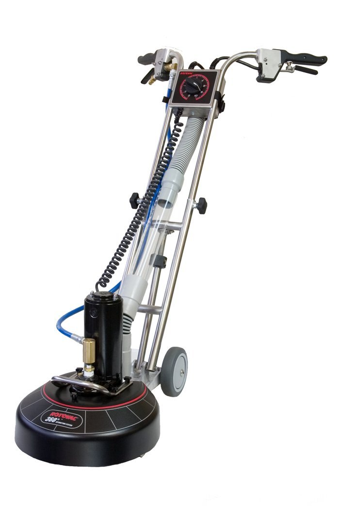 Rotovac 360i Rotary Extraction Power Wand from UltraClean Supply