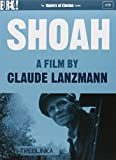 Shoah (Four Disc Set & 184 Page Book Special Edition Boxed Set) (UK PAL/Region 2)