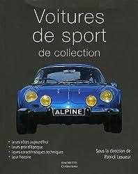Voiture de sport de collection