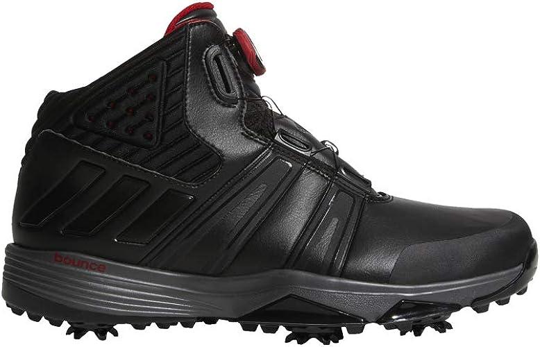 Adidas ClimaProof Boa 2017 Men's Wide Waterproof Golf Shoes ...