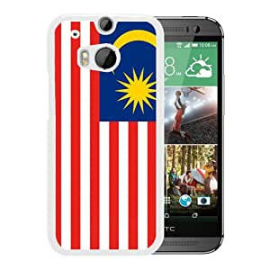 Malaysia (2) Durable High Quality HTC ONE M8 Phone Case