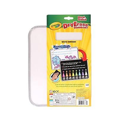 Crayola Dual-Sided Dry Erase Board: Toys & Games