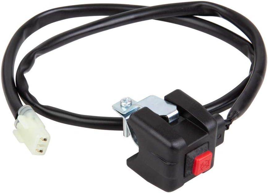 HYspeed Engine Kill Switch Button Yamaha YZ250F YZ450F 10-20 WR Replacement