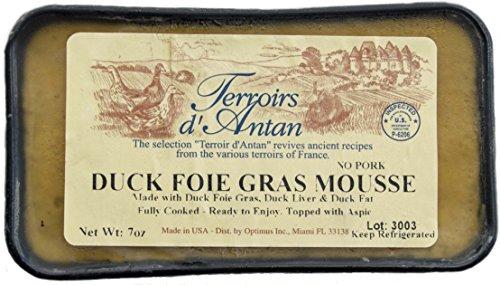 Duck Foie Gras Mousse - 2 pcs. x 7 oz
