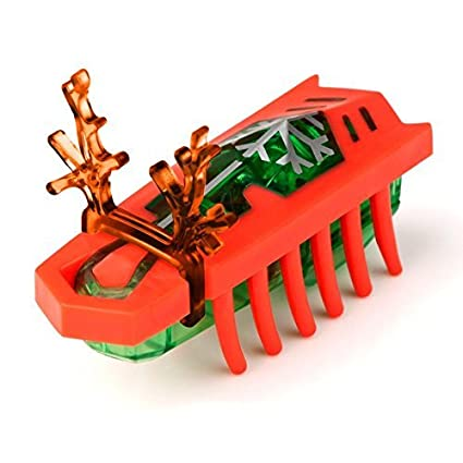 Hexbug Nano Christmas Ornament - Red - Amazon.com: Hexbug Nano Christmas Ornament - Red: Toys & Games