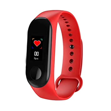 FANZHOU M3 Smartwatch de Salud y Fitness Reloj Inteligente con ...