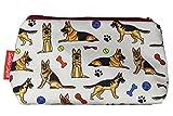 Selina-Jayne German Shepherd Dog Limited Edition Designer Toiletry Bag