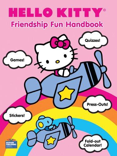 Hello Kitty Friendship Fun Handbook Modern Publishing