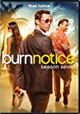 Burn Notice: Season 7 by Jeffrey Donovan