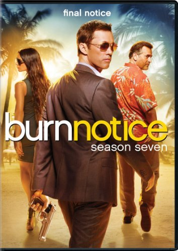 Burn Notice: Season 7 -  DVD