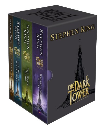 The Dark Tower Boxed Set (Books 1-4) - Book  of the Dark Tower