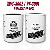 FASS Titanium Series Fuel Filter Package XWS-3002 / PF-3001 | Replaces FF-3003