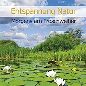 Entspannung Natur: Morgens am Froschweiher Hörbuch