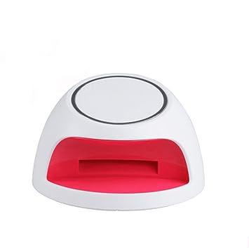 ZJD MINI Lámpara De Uñas, Secador De Uñas UV De Secado Rápido Con Pilas, Secador De Uñas: Amazon.es: Belleza