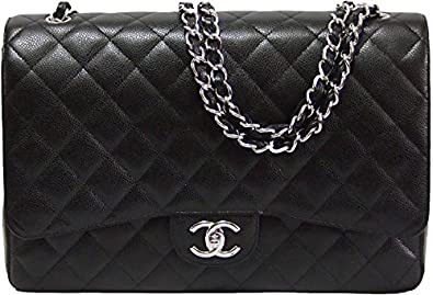 fdfc10ec8b8f Image Unavailable. Image not available for. Colour: Chanel Flap Bag ...